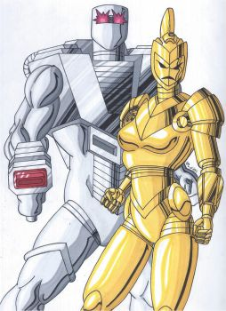 Rom and Starshine by RobertMacQuarrie1
