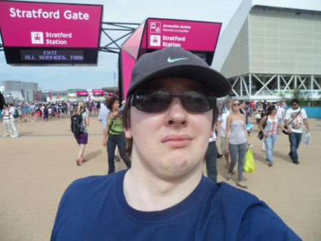 Me At the Olympics by Swissair171