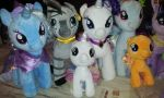 Pony Collection (18/09/2014) Left Side by angelicoreXX