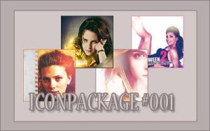 Iconpackage 001 by MeavaChan