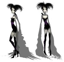 Halloween Costume Design by asunder