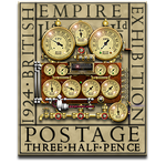Eric Gill Stamp Control Panel Icon MkII by yereverluvinuncleber