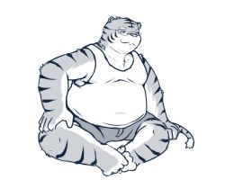 Chub Tiger by ShinodaHamazaki