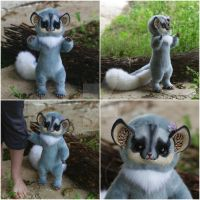 Youkai Baby Possum by Santani