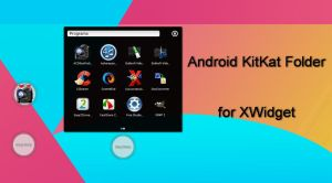 Android Kitkat Folder for xwidget (edited) by jimking