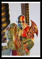 Kratos preview 2 by mario-freire