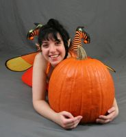 Pumpkin Fairy 29 by MajesticStock