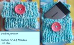 Pockety-Pouch for my Hard Disk by MoonyMina