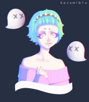 .:Pastel Goth:. by kasumiblu