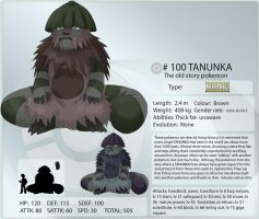 Frozencorundum 100 Tanunka by shinyscyther