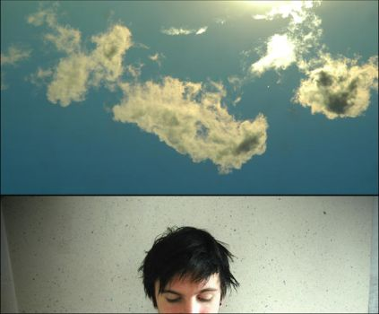 .sunshine and clouds by economy