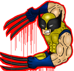 Wolverine! by RegularWolvie