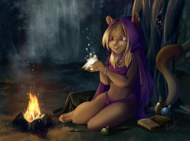 CM: magical practice by RichiHart