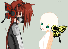 .:Open Collab:. DGM2 by VisuallyBrokenKei