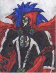 Madara Hellspawn by ChahlesXavier