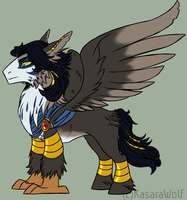 Egyptian Themed Stallion Auction 2 GONE by Kasara-Designs