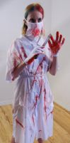 Undead Nurse by Angelic-Obscura