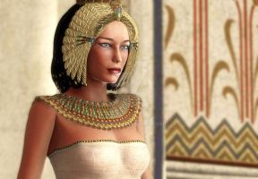 Egyptian Queen by rbs250