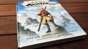 Art Book Review: Avatar - The Last Airbender by ConceptCookie