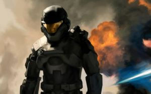 Halo Reach: Noble Six by OakKs