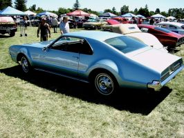 1966 Oldsmobile Toronado by RoadTripDog