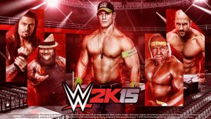 WWE 2k15 Game Wallpaper by Phenomenon-Des
