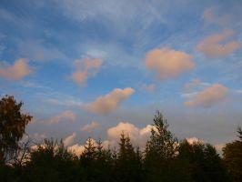 July 2012 Sky 27 by K1ku-Stock