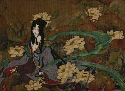 Song of the lotus by wht0816