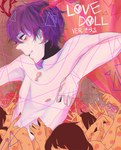 Fanart: Love Doll ver. Soraru by amachuuuu