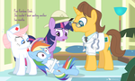 Daring Do Done It by dm29