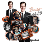 Benedict Cumberbatch blend 30 by HappinessIsMusic