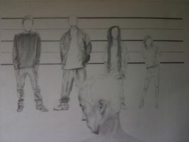 The Usual Asian Suspects by toge-NYC