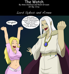 The Wotch-Lord Sykos and Aimee by SractheNinja