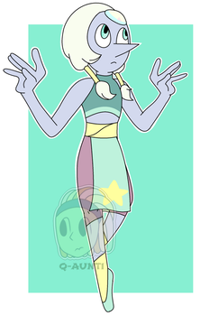 Crescent Pearl || OPALVERSE by q-aunti