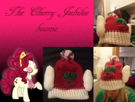 The Cherry Jubilee - beanie by mirry92