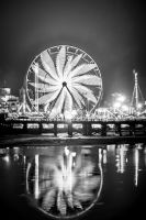 Night at the Fair by Nathan-Ruby