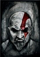 God Of War Tribute by nightgrowler