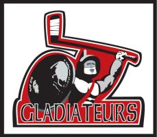 Gladiateurs Logo by misfitmalice