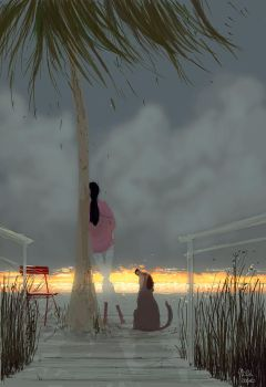 Hold On, it's just starting. by PascalCampion
