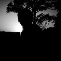 Tom Silhoutetted by missionverdana