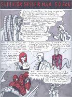 Superior Spider-Man... So Far page1 by RobertMacQuarrie1