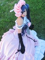 lady ciel costume -made for me by darkmiguboutike