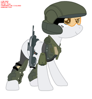 MLP: Marine Soldier Base by MLP-Blue-Bases