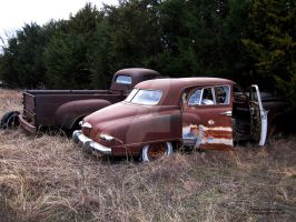 Abandoned Studebaker 4 by element321