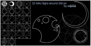 Astro-Signs by evionn