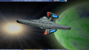 USS InuYasha NCC-1670 by enterprisedavid