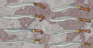Concepts:Slasher-Machete-Kukri by Reiam