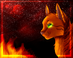 Firestar- Warrior-Cats by Jeavieh