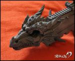 Draco volaticus terrena 3 by ArmorCorpCustoms