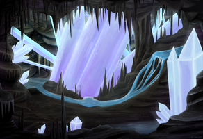 Crystal Cave by domicreate